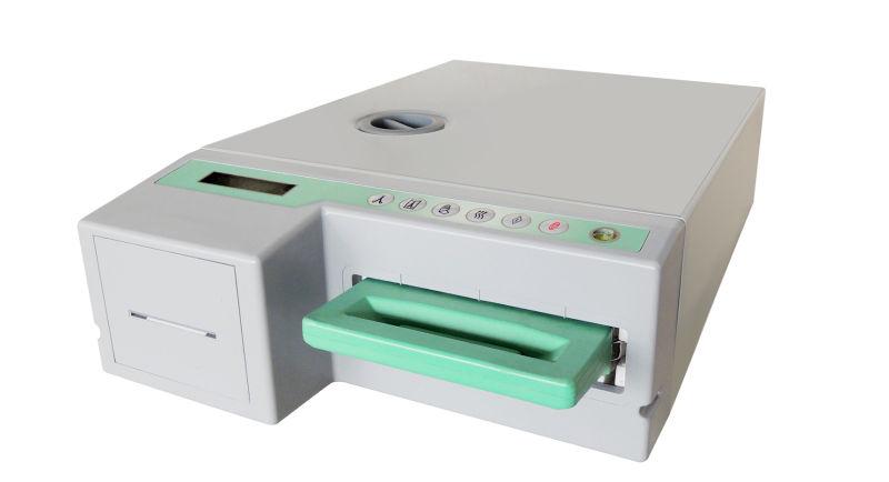 Card steam sterilizer Tabletop pressure steam sterilizer