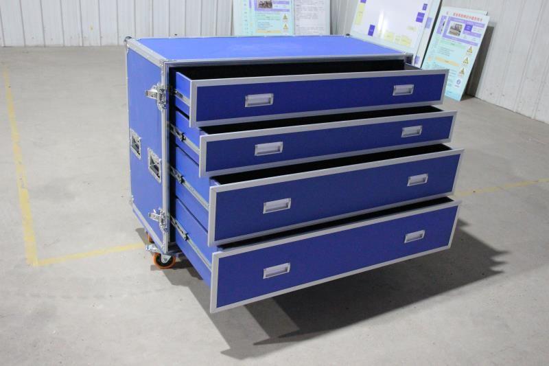 Aluminum alloy boxes