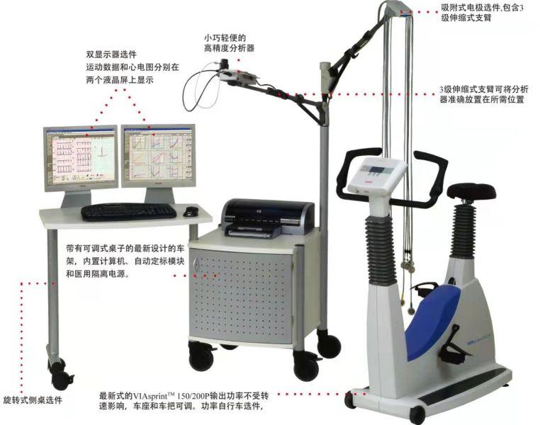 CardioPulmonary Exercise Device