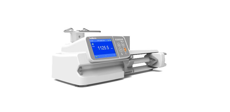 Syringe pump TMS