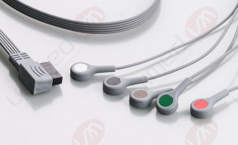 ECG HOLTER Lead Wire