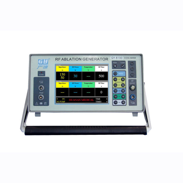 radio frequency ablation therapy instrument