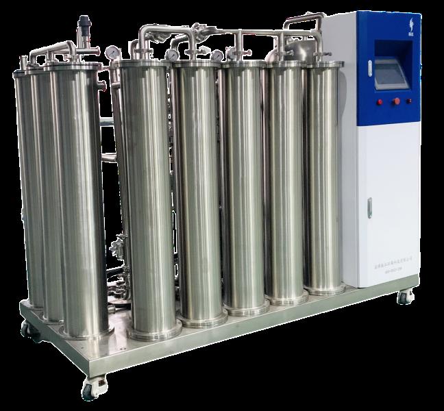 Hemodialysis water equipment