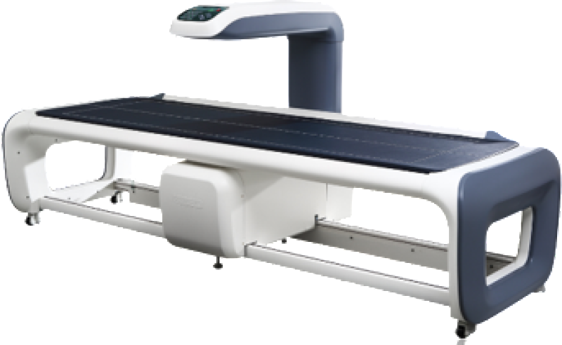 X-ray bone densitometer