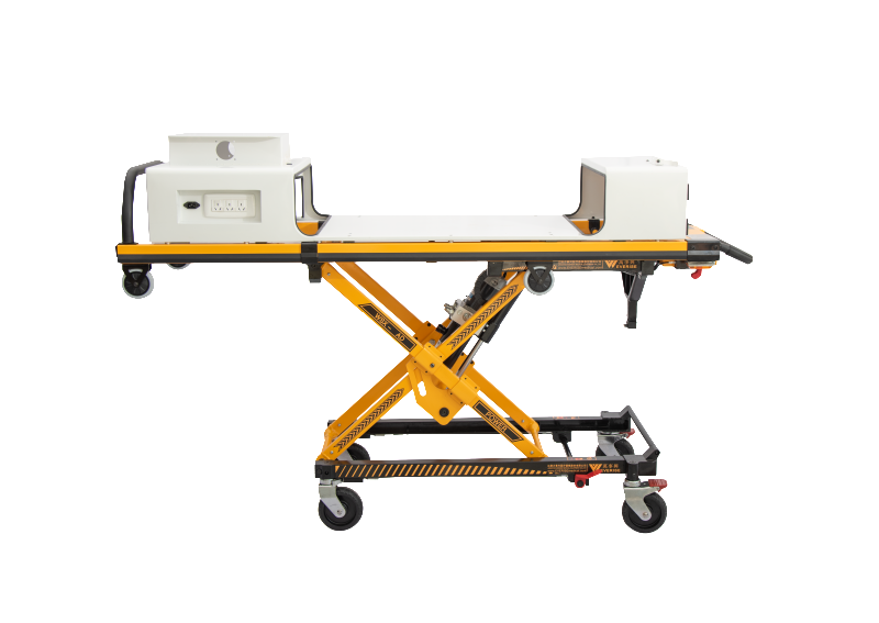 ELECTRIC LOADING STRETCHER