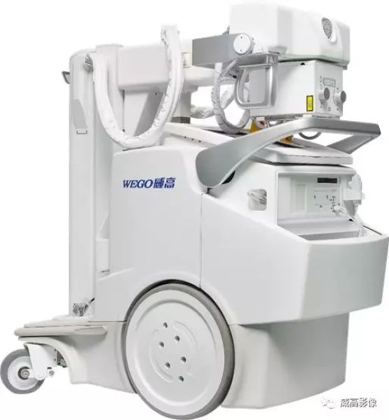 Mobile Digital Medical X-ray Imaging System