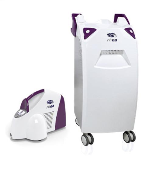 Hydrogen peroxide disinfection machine