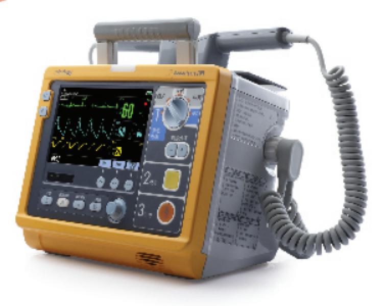 除颤监护仪 Defibrillation monitor