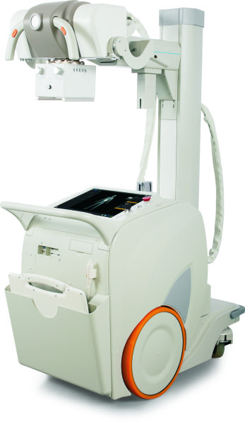 KENID DRX M20/M32 MOBILE TYPE DIGITAL HIGH FREQUENCY X-RAY MACHINE FOR MEDICAL DIAGNOSIS