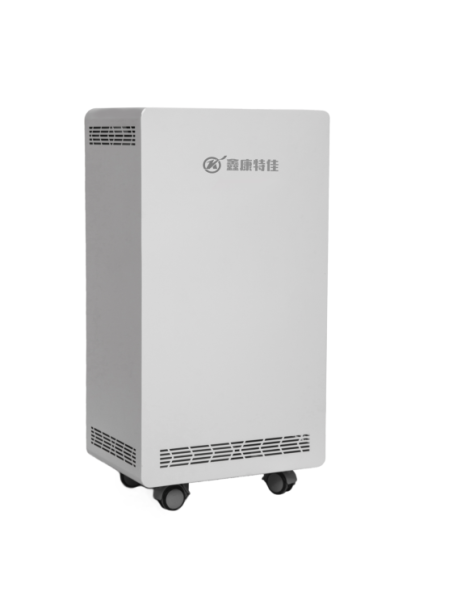 Medical plasma air disinfector