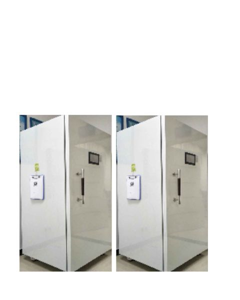 Medical lead clothing disinfection cabinet (single door)