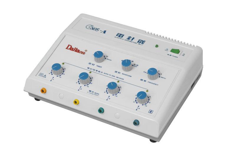 Electric acupuncture unit
