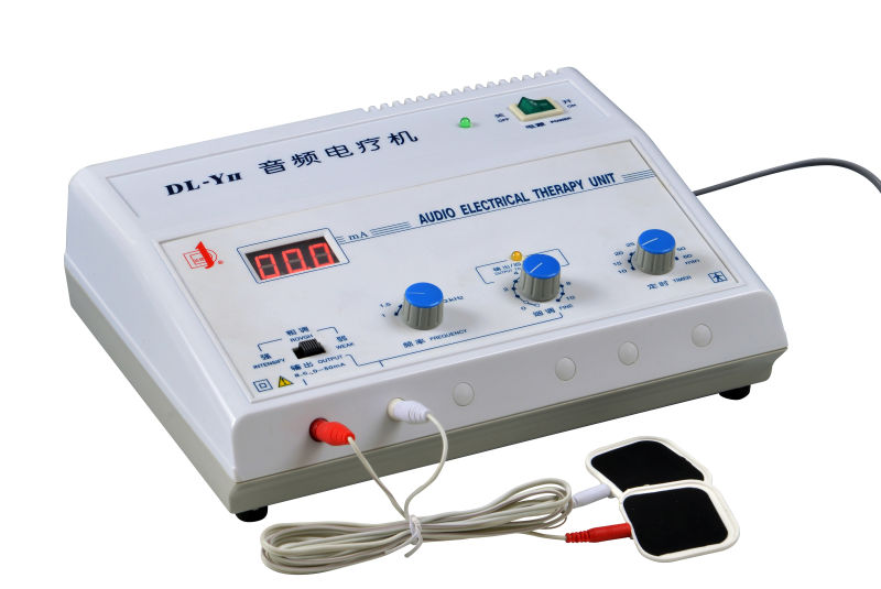 Audio Frequency Electrotherapy Machine